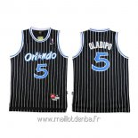 Maillot Orlando Magic No.5 Victor Oladipo Noir