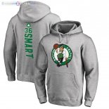 Hoodies Boston Celtics Gris