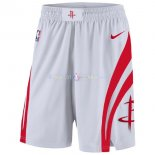 Pantalon Houston Rockets Nike Blanc